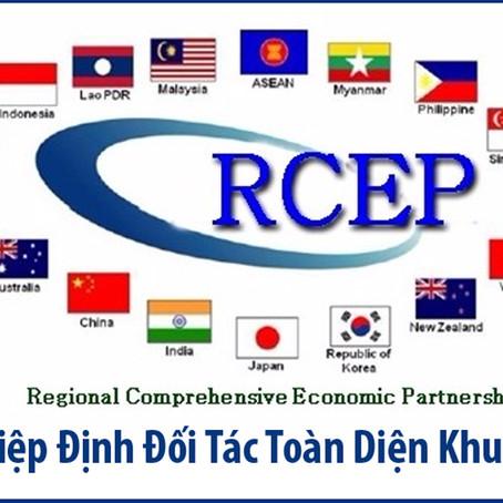 Việt Nam chính thức ký kết Hiệp định Đối tác Toàn diện Khu vực (RCEP)