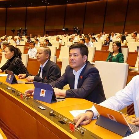 Quốc hội thông qua Luật Xuất khẩu Lao động VN (sửa đổi)