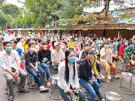 Công nhân Cty Kyung Rhim Vina lao đao giữa những nghị quyết hỗ trợ mất việc