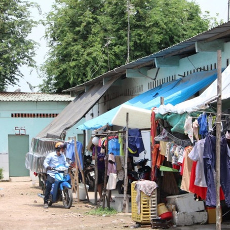 Thị xã Tân Uyên tìm kế an cư cho người ngoại tỉnh để thu hút lao động