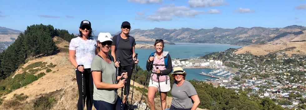 Womens walking group