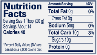Orange Marmalade Nutrition Facts.png