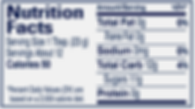 Wild Blueberry Nutrition Facts.png