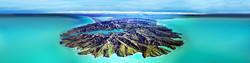Banks Peninsula extinct volcano