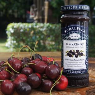 St Dalfour Black Cherry
