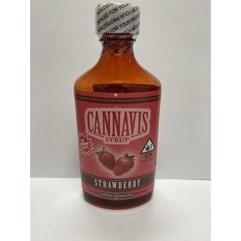Cannavis Syrup| Strawberry
