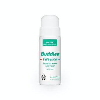 Fire & Ice 1:1/THC: 250 mg  CBD: 250 mg
