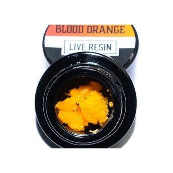 Blood Orange Live Resin Badder | 1g
