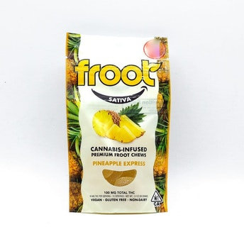 Froot | Pineapple | 100mg