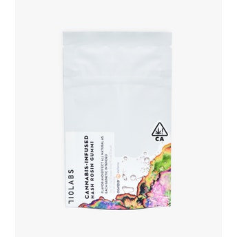 710 Labs   Sweeties WC   100mg Rosin Gummy