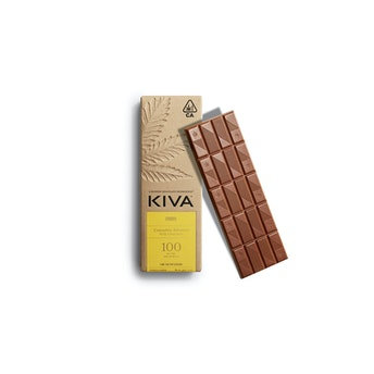 Kiva Bar | Milk Chocolate Churro | 100mg