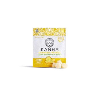 Kanha | Pineapple | 100mg Sativa