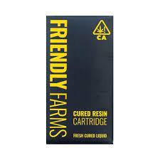 Friendly Farms | Cannalope Haze Cured Cart