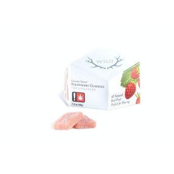 20:1 Strawberry Gummies