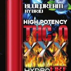 Hydro THC-O Full Gram Cartridge – Blue Dream – Hybrid