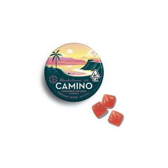 Camino Gummies   Watermelon Lemonade   100mg
