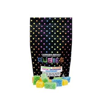 Qubies   Sour Gummies   10 pcs
