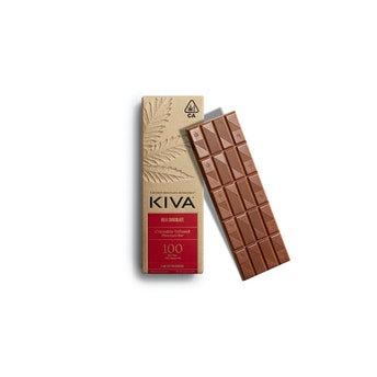 Kiva Bar | Milk Chocolate | 100mg