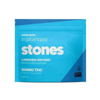 STONES   Tropical   100mg