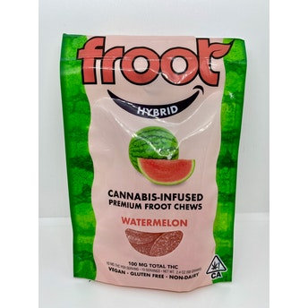 Froot | Watermelon | 100mg