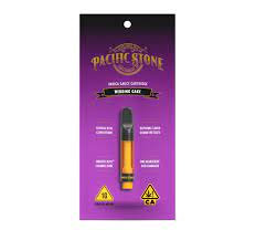 Pacific Stone | Smooth Rips Cartridge | Indica Forbidden Fruit