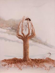La main de la terre