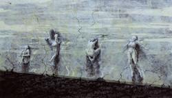 Le mur des amantations