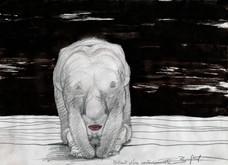 Portrait d'une contorsionniste