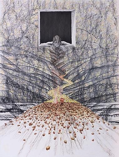 Loïc Bonnefont - Dessins « Le chemineur »