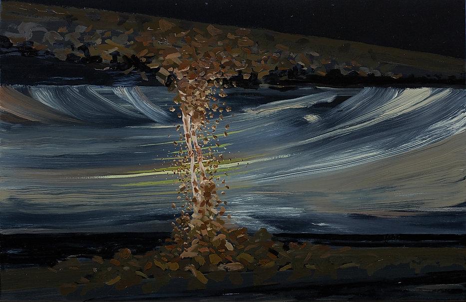 Série « Gravitation des corps » 1_8