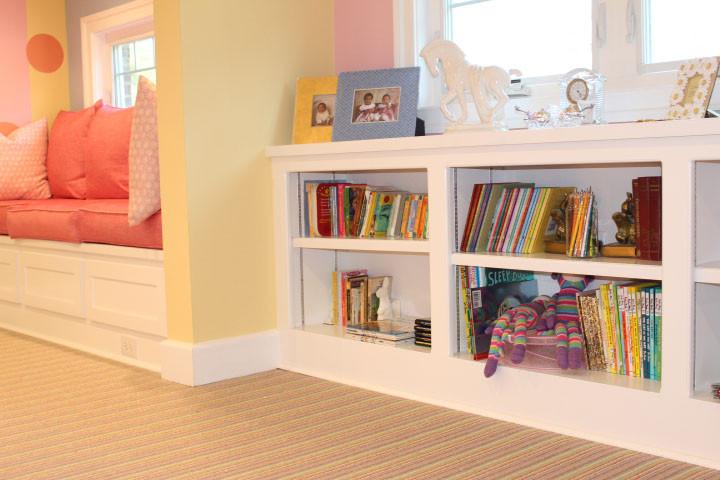 Dover Playroom Bookshelf
