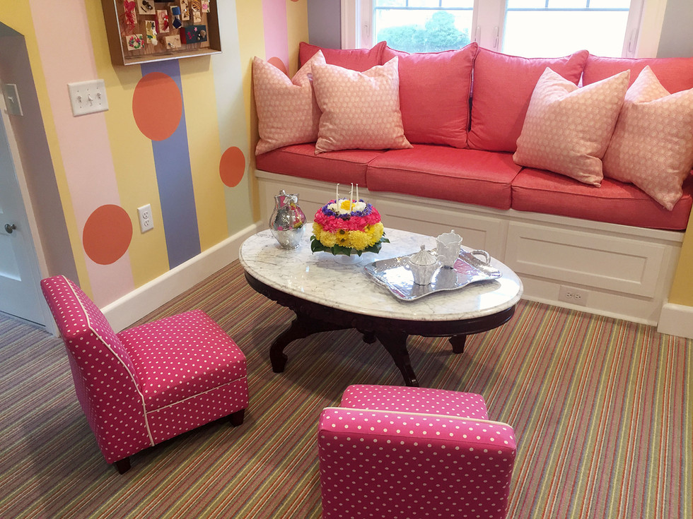 Dover Playroom Seating