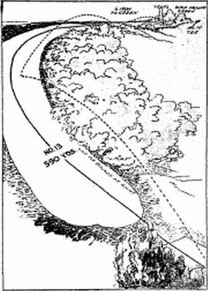 Drawing 1939-7-7 Oklahoman - OCG&CC #13(