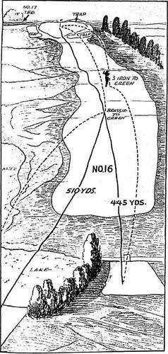 Drawing 1939-7-9 Oklahoman - OCG&CC #16.