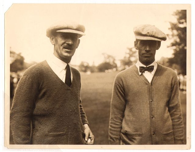Photo Dornick Unknown Players (Clouser).