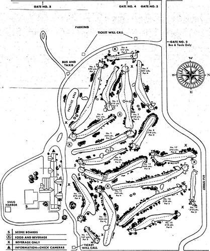 Drawing 1958-6-8 Daily Oklahoman - South