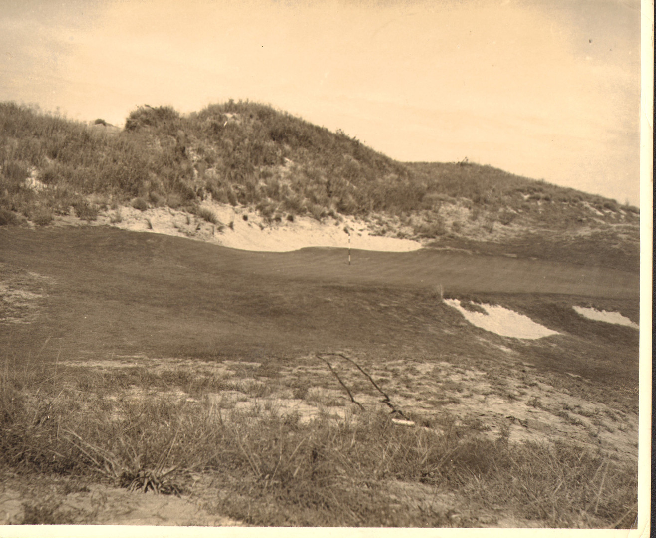 Photo Prairie Dunes #2 Green (Clouser).J