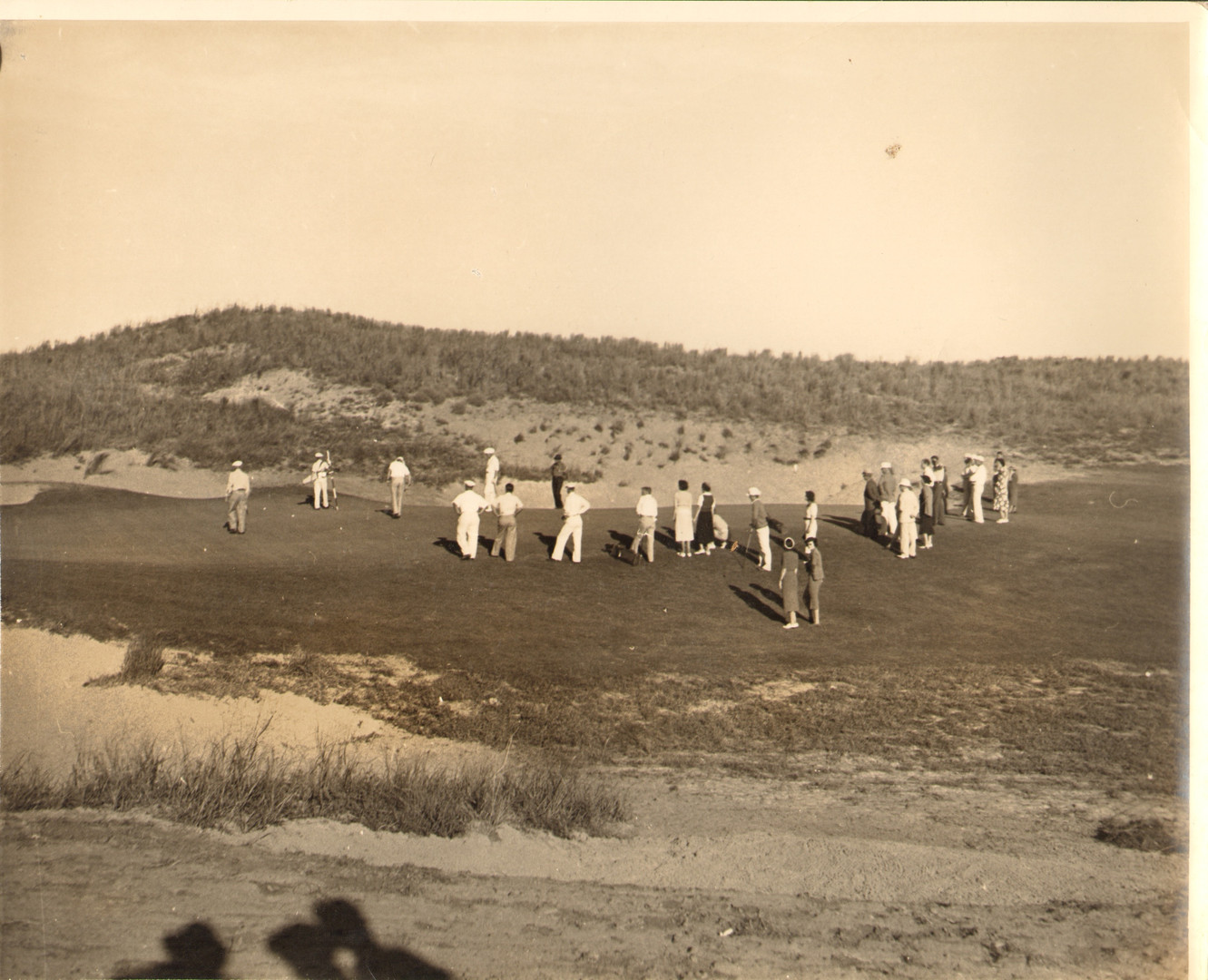 Photo Prairie Dunes #18 Green (Clouser).