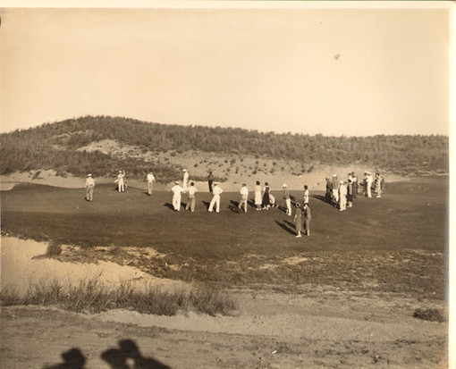 Photo Prairie Dunes #18 Green (Clouser).