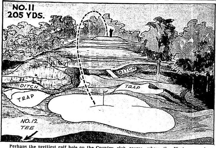 Drawing 1939-7-5 Oklahoman - OCG&CC #11.