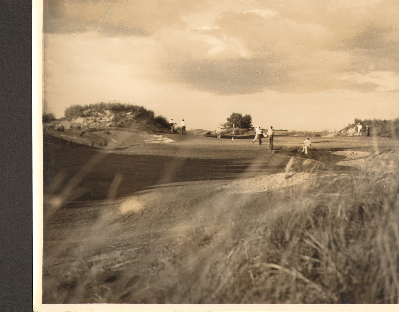 Photo Prairie Dunes #10 Green (Clouser).