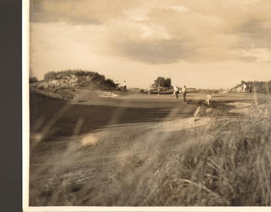 Photo Prairie Dunes #10 Green (Clouser).