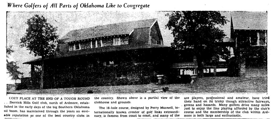 Photo 1938-5-30 Daily Ardmoreite Pg 25 -