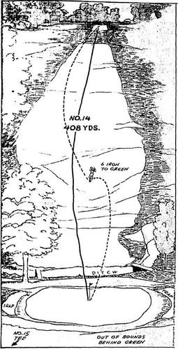 Drawing 1939-7-8 Oklahoman - OCG&CC #14.