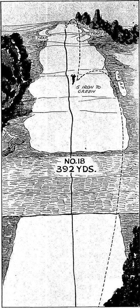 Drawing 1939-7-11 Oklahoman - OCG&CC #18