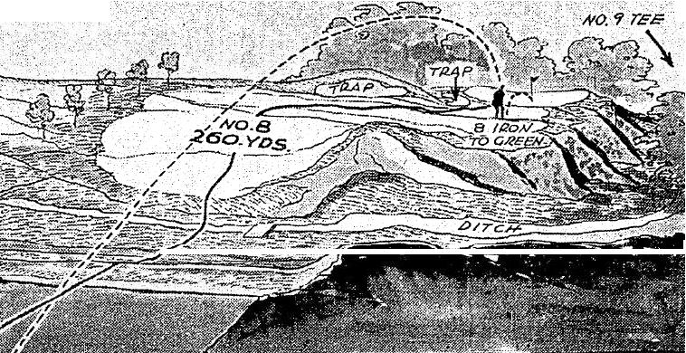 Drawing 1939-7-2 Oklahoman - OCG&CC #8.P