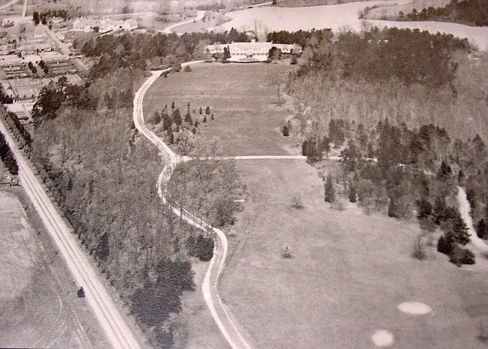 Aerial Reynolda House and Course.jpg