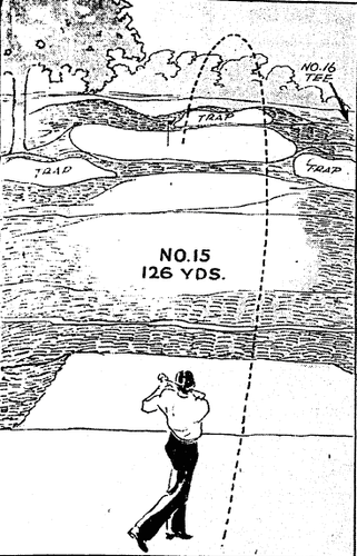 Drawing 1939-7-9 Oklahoman - OCG&CC #15.
