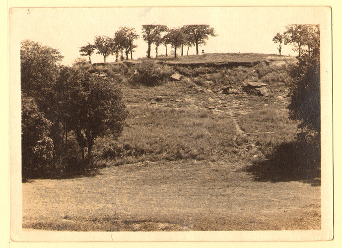 Photo #4 Looking Back Twin Hills (Clouse
