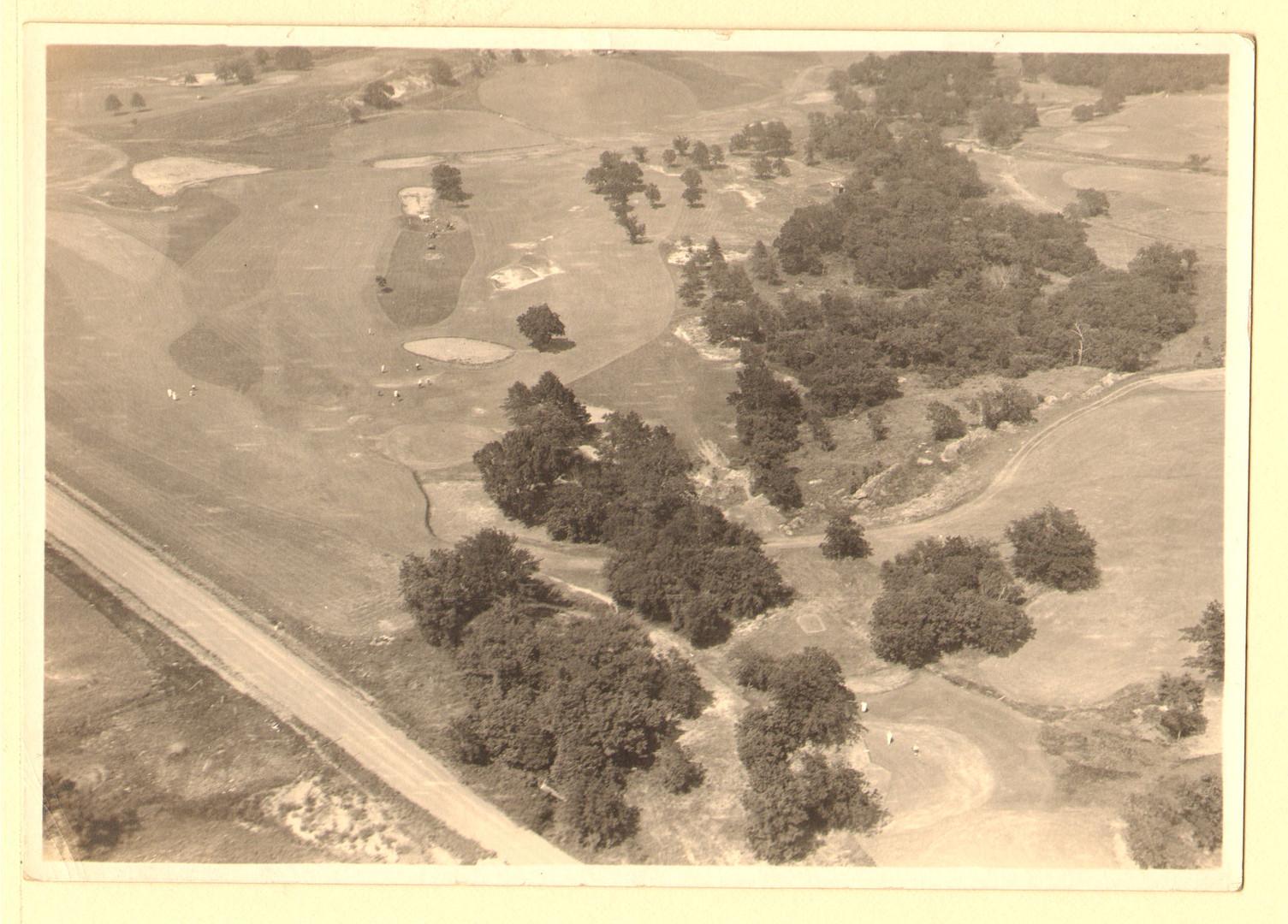 Aerial Dornick #12, 13 & 15 Unknown Date